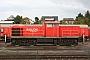 """MaK 1000475 - DB Schenker """"294 644-0"""" 18.09.2011 - FuldaThomas Wohlfarth"""