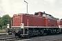 "MaK 1000477 - DB ""290 146-0"" 15.05.1980 - Gelsenkirchen-Bismarck, BahnbetriebswerkMartin Welzel"