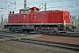 "MaK 1000478 - DB ""290 147-8"" 17.12.1988 - Hamm (Westf)H.-Uwe  Schwanke"