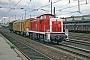 "MaK 1000478 - DB ""290 147-8"" 18.05.1990 - Gütersloh, HauptbahnhofH.-Uwe  Schwanke"