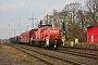 """MaK 1000480 - DB Schenker """"294 649-9"""" 20.01.2016 - Ratingen-LintorfLothar Weber"""
