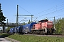 """MaK 1000480 - DB Cargo """"294 649-9"""" 04.05.2018 - Ratingen-LintorfMartin Welzel"""