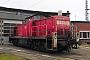 """MaK 1000486 - DB Schenker """"294 655-6"""" 08.10.2015 - EmdenMichael Wortmann"""