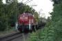 "MaK 1000487 - Railion ""294 156-5"" 01.08.2007 - Duisburg-BaerlRolf Alberts"