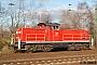 "MaK 1000488 - Railion ""294 657-2"" 05.03.2008 - Bochum-Langendreer WestThomas Dietrich"