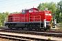 "MaK 1000489 - Railion ""294 658-0"" 23.07.2006 - Karlsruhe, HauptbahnhofDetlef Lorenzen"