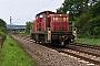 """MaK 1000489 - DB Schenker """"294 658-0"""" 06.08.2014 - Dillingen (Saar)Erhard Pitzius"""