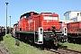 """MaK 1000491 - DB Schenker """"294 660-6"""" 21.07.2013 - Cottbus, AusbesserungswerkThomas Wohlfarth"""