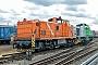 MaK 1000492 - northrail 21.02.2014 - Moers, Vossloh Locomotives GmbH, Service-ZentrumRolf Alberts