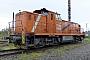MaK 1000492 - EBM Cargo 19.10.2015 - Wanne-EickelJörg van Essen