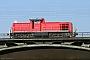 "MaK 1000496 - Railion ""294 694-5"" 09.05.2008 - Duisburg-Duissern, RuhrbrückeMalte Werning"