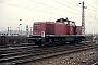 "MaK 1000496 - DB ""290 194-0"" 07.05.1980 - München, Rangierbahnhof München OstMartin Welzel"