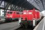 """MaK 1000498 - Railion """"294 196-1"""" 17.04.2007 - Köln, HauptbahnhofBruno Malfait"""