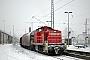 "MaK 1000498 - Railion ""294 696-0"" 08.01.2009 - Bielefeld-BrackwedeWillem Eggers"