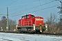 "MaK 1000500 - DB Schenker ""294 698-6"" 25.01.2013 - DiepholzWillem Eggers"