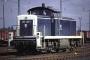 """MaK 1000502 - DB """"290 200-5"""" __.05.1988 - MoersRolf Alberts"""