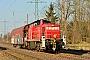 """MaK 1000502 - DB Schenker """"294 700-0"""" 09.03.2016 - Ratingen-LintorfLothar Weber"""