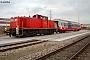 "MaK 1000503 - Railion ""294 201-9"" 26.10.2005 - Regensburg-OsthafenManfred Uy"