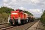 "MaK 1000505 - Railion ""294 703-4"" 11.08.2008 - Benhausen, BetriebsbahnhofTobias Pokallus"