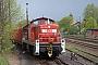 """MaK 1000508 - DB Schenker """"294 706-7"""" 14.04.2014 - NieskyTorsten Frahn"""