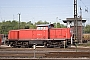 """MaK 1000509 - Railion """"294 207-6"""" 21.04.2007 - Oberhausen, Rangierbahnhof WestIngmar Weidig"""