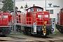 """MaK 1000510 - DB Schenker """"294 708-3"""" 20.09.2010 - Cottbus, AusbesserungswerkOliver Wadewitz"""