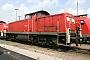 """MaK 1000511 - Railion """"294 953-5"""" 15.08.2004 - Mannheim, BahnbetriebswerkErnst Lauer"""