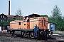 """MaK 1000514 - FVE """"V 162"""" 24.04.1993 - Bremen-VegesackHelge Deutgen"""