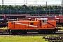 MaK 1000516 - Bugdoll 03.08.2012 - Oberhausen, Bahnhof WestLothar Weber