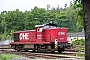 "MaK 1000517 - OHE Cargo ""160073"" 10.05.2014 - Celle Nord