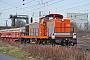 """MaK 1000517 - hvle """"295 950"""" 23.02.2021 - WunstorfJoachim Scharringhausen"""