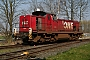 """MaK 1000518 - OHE """"160074"""" 26.03.2007 - NiedermarschachtGunnar Meisner"""