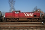 """MaK 1000518 - OHE """"160074"""" 26.03.2007 - Winsen (Luhe)Gunnar Meisner"""