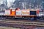 """MaK 1000518 - hvle """"295 951"""" 05.03.2019 - Celle, Güterbahnhof Celle NordDr. Werner Söffing"""