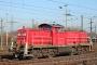 """MaK 1000521 - Railion """"294 713-3"""" 16.02.2008 - Weil am RheinTheo Stolz"""