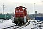 "MaK 1000521 - Railion ""294 713-3"" 12.01.2009 - Duisburg-Wanheim-AngerhausenAlexander Leroy"