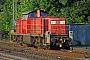 """MaK 1000522 - DB Schenker """"294 714-1"""" 23.08.2015 - Lingen (Ems)Julius Kaiser"""