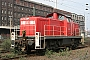 "MaK 1000523 - Railion ""294 715-8"" 30.03.2007 - Krefeld-UerdingenPatrick Paulsen"