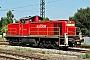 "MaK 1000527 - Railion ""294 719-0"" 30.07.2008 - Dieburg, BahnhofKurt Sattig"