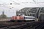 """MaK 1000529 - DB """"290 221-1"""" 21.10.1993 - Köln, HauptbahnhofWerner Schwan"""