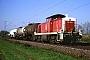 "MaK 1000532 - DB Cargo ""294 224-1"" 06.04.2002 - DieburgKurt Sattig"
