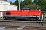 """MaK 1000533 - DB Schenker """"294 725-7"""" 22.05.2010 - Stolberg (Rheinland)Frank Glaubitz"""
