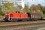 """MaK 1000535 - Railion """"294 227-4"""" 14.10.2008 - Bochum-NordAlexander Leroy"""