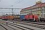 """MaK 1000536 - DB Cargo """"294 728-1"""" 28.11.2020 - Singen (Hohentwiel)Werner Schwan"""
