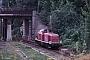 """MaK 1000537 - DB """"290 229-4"""" 19.07.1986 - Stuttgart-UntertürkheimIngmar Weidig"""
