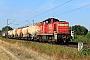 """MaK 1000541 - DB Cargo """"294 733-1"""" 17.08.2018 - Münster (Hessen)Kurt Sattig"""