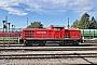 """MaK 1000542 - DB Cargo """"294 734-9"""" 27.09.2020 - Buchloe, BahnhofErnst Lauer"""