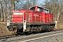 """MaK 1000543 - DB Schenker """"294 735-6"""" 06.02.2015 - Darmstadt-KranichsteinBenedikt Groh"""