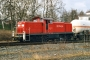 "MaK 1000545 - DB Cargo ""294 237-3"" 08.04.2001 - Eschwege Thomas Reyer"