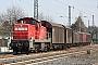 """MaK 1000545 - DB Schenker """"294 737-2"""" 21.03.2011 - DieburgThomas Wohlfarth"""
